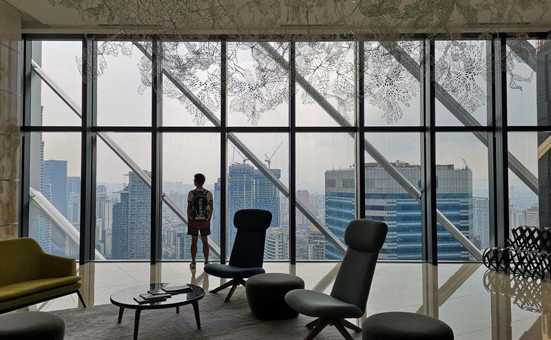 ElementKL15 Kuala Lumpur-吉隆坡Element by Westin簡單大方木質舒適飯店 升套房真開心