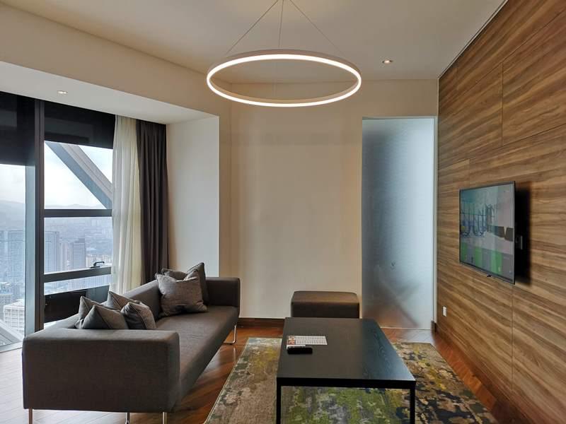 ElementKL27 Kuala Lumpur-吉隆坡Element by Westin簡單大方木質舒適飯店 升套房真開心
