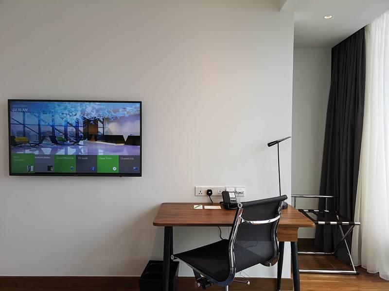ElementKL41 Kuala Lumpur-吉隆坡Element by Westin簡單大方木質舒適飯店 升套房真開心