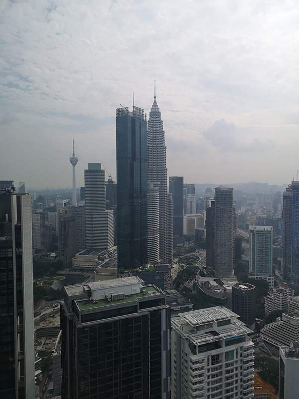 ElementKL44 Kuala Lumpur-吉隆坡Element by Westin簡單大方木質舒適飯店 升套房真開心