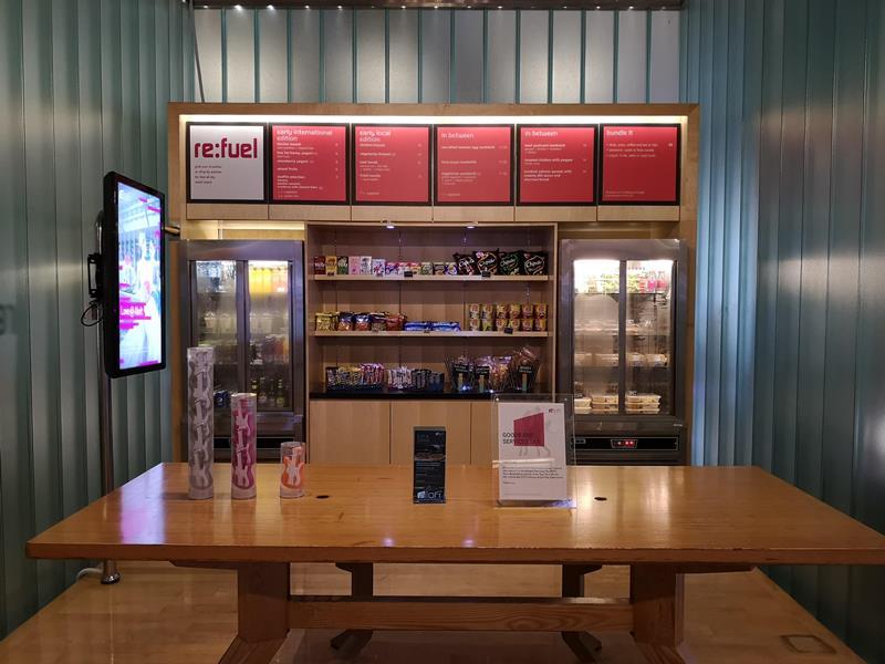 aloftklsentral09 Kuala Lumpur-Aloft吉隆坡 Sentral KL直結 輕鬆的氛圍方便的環境