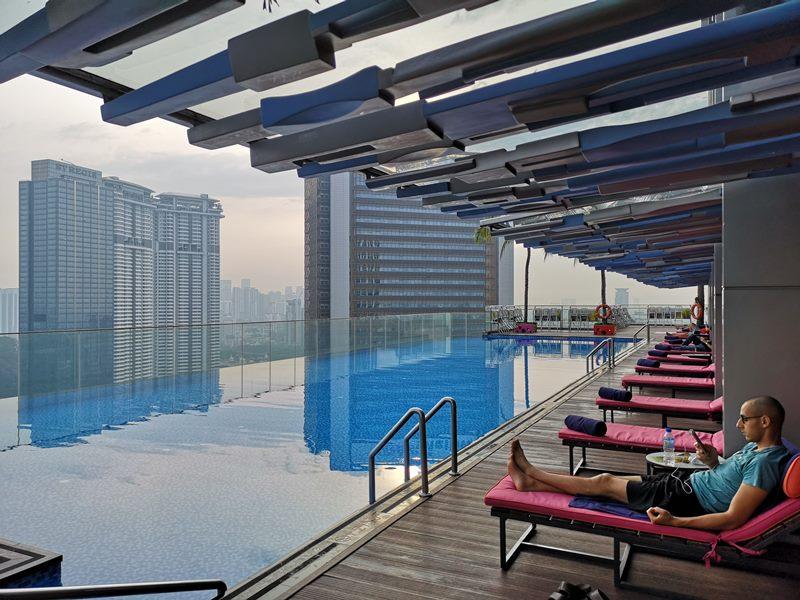 aloftklsentral25 Kuala Lumpur-Aloft吉隆坡 Sentral KL直結 輕鬆的氛圍方便的環境