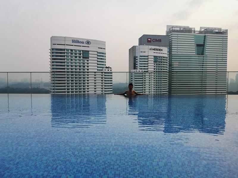aloftklsentral27 Kuala Lumpur-Aloft吉隆坡 Sentral KL直結 輕鬆的氛圍方便的環境