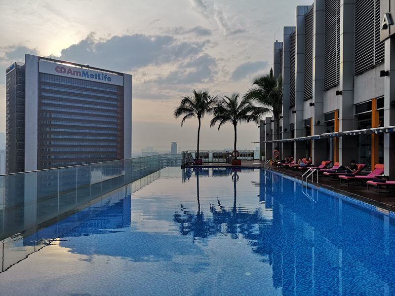 aloftklsentral29 Kuala Lumpur-Aloft吉隆坡 Sentral KL直結 輕鬆的氛圍方便的環境