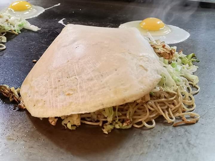 hiroshimayaki6 Hiroshima-五ェ門來廣島必吃廣島燒