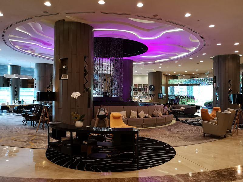 lemeridienkl07 Kuala Lumpur-Le Méridien吉隆坡KL Sentral直結 優雅的艾美