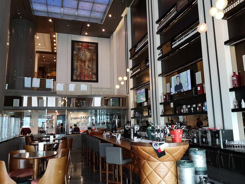 lemeridienkl10 Kuala Lumpur-Le Méridien吉隆坡KL Sentral直結 優雅的艾美