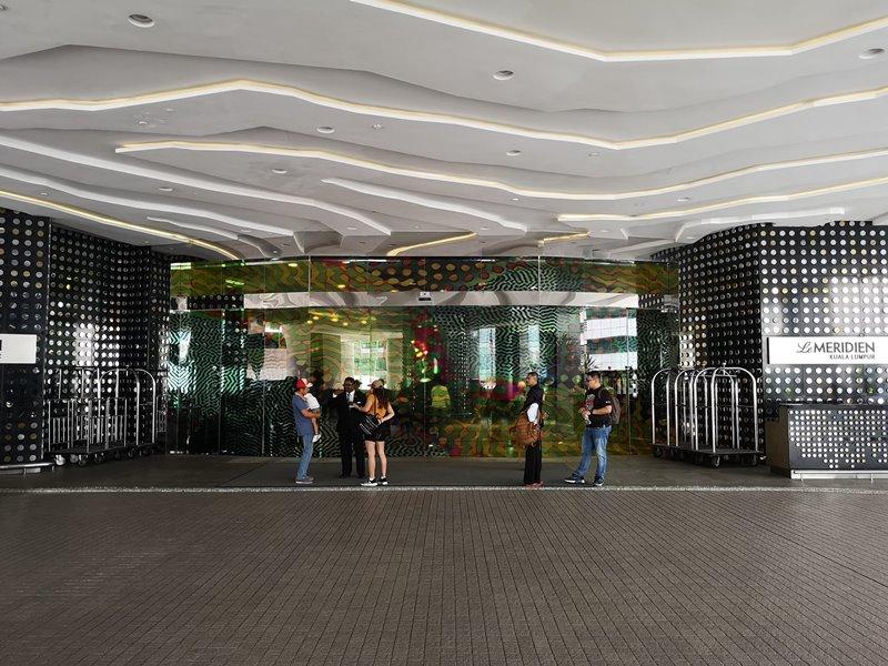 lemeridienkl13 Kuala Lumpur-Le Méridien吉隆坡KL Sentral直結 優雅的艾美