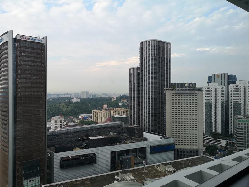 lemeridienkl29 Kuala Lumpur-Le Méridien吉隆坡KL Sentral直結 優雅的艾美