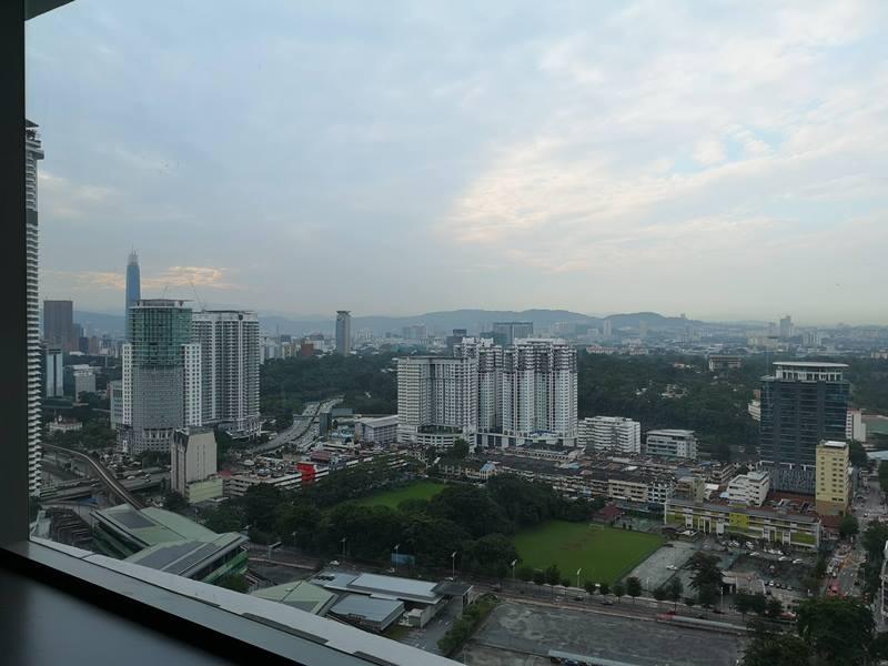 lemeridienkl30 Kuala Lumpur-Le Méridien吉隆坡KL Sentral直結 優雅的艾美