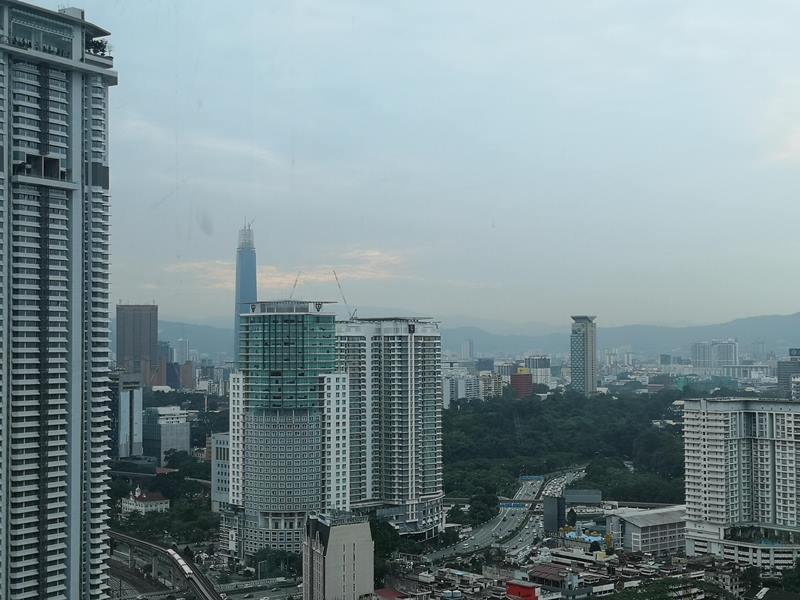 lemeridienkl31 Kuala Lumpur-Le Méridien吉隆坡KL Sentral直結 優雅的艾美