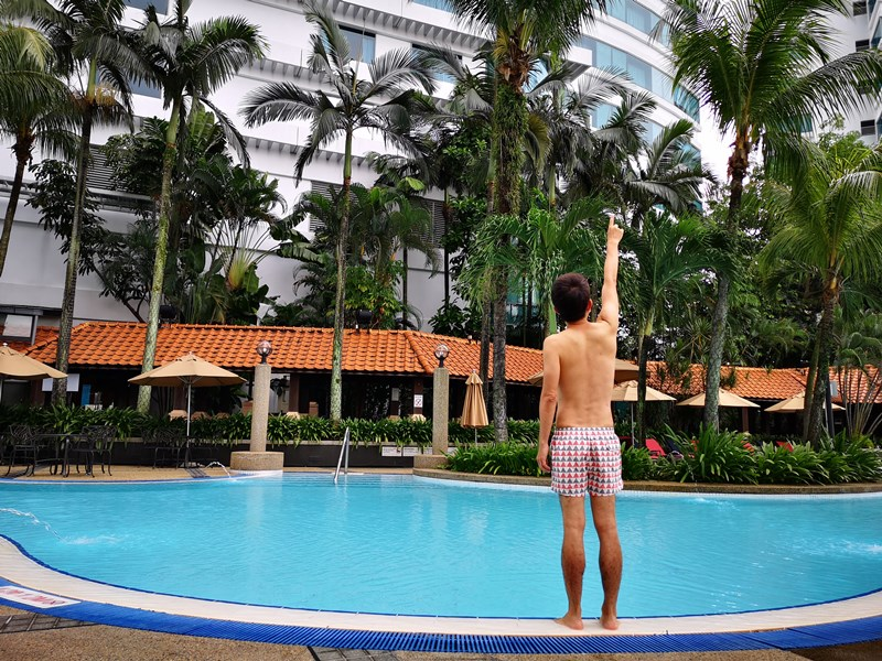 lemeridienkl37 Kuala Lumpur-Le Méridien吉隆坡KL Sentral直結 優雅的艾美