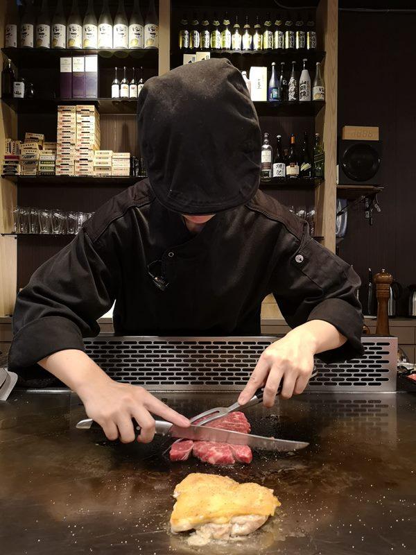 santei23 中壢-三鐵鐵板燒 中原隱藏版需預約鐵板燒 食材新鮮好吃