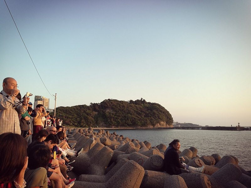 takashima3111 Shirahama-和歌山円月島 欣賞白濱最迷人的夕陽