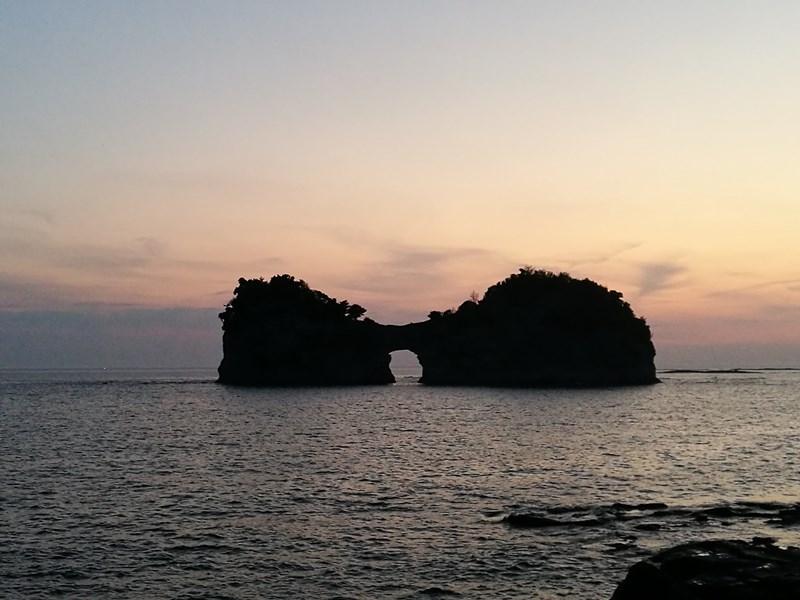 takashima3117 Shirahama-和歌山円月島 欣賞白濱最迷人的夕陽