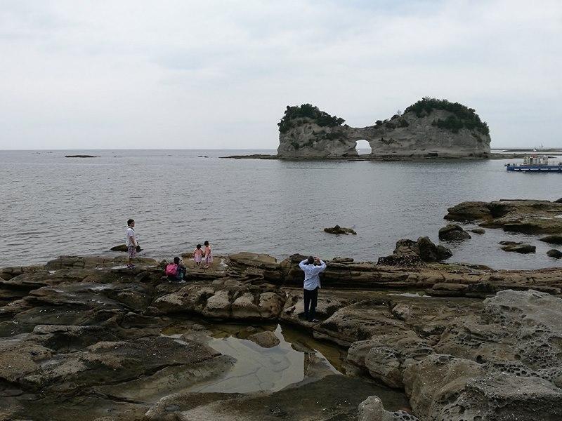 takashima3121 Shirahama-和歌山円月島 欣賞白濱最迷人的夕陽