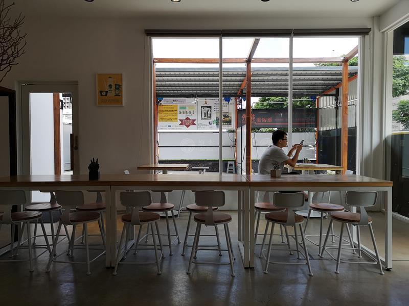 thefun0111114 竹北-The Fun樂房 舒適具設計感 小巧帶著文青設計感的早午餐店