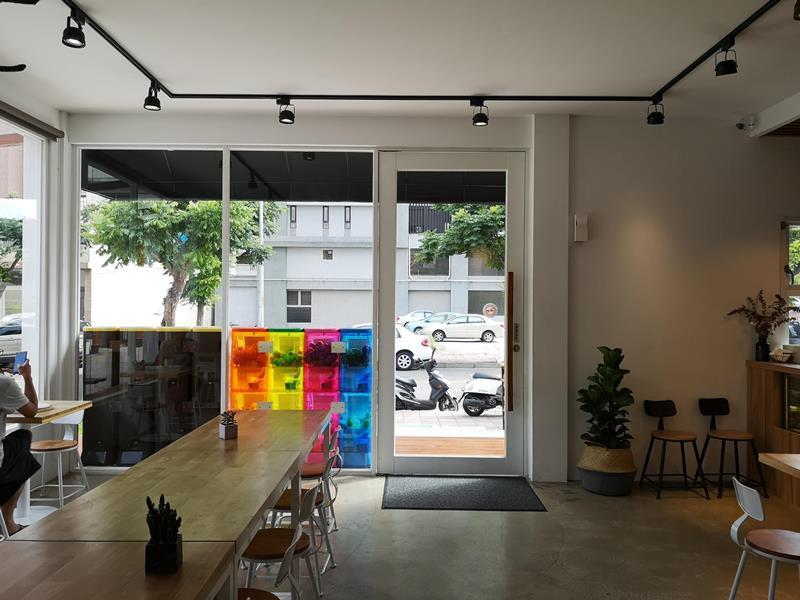 thefun0111115 竹北-The Fun樂房 舒適具設計感 小巧帶著文青設計感的早午餐店