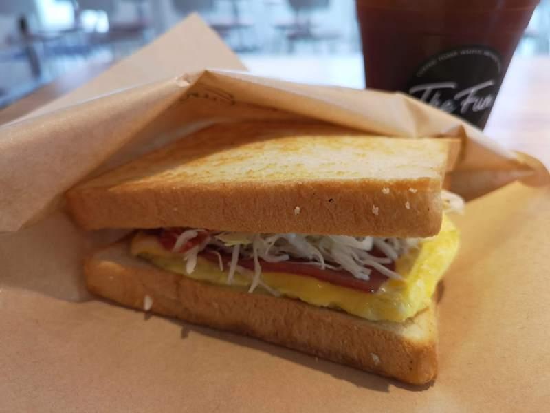 thefun0111118 竹北-The Fun樂房 舒適具設計感 小巧帶著文青設計感的早午餐店