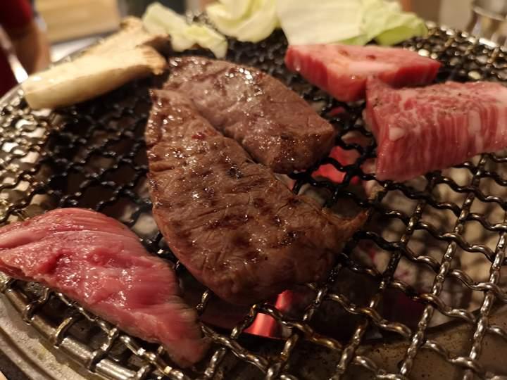 yakinikuokayama20 Okayama-炭火庵 犇き堂 來岡山吃和牛就是要單點!!