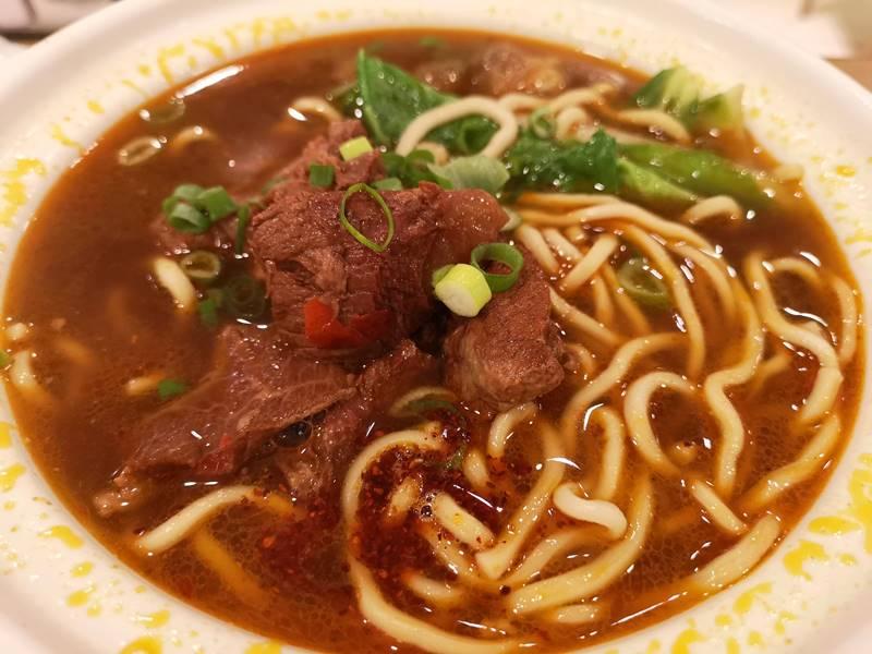 beefchingjan08 信義-清真中國牛肉麵食館 必比登推薦 優雅舒適的牛肉麵店(新光三越A8)