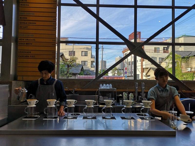 bluebottle011107 Kiyosumi Shirakawa-Blue Bottle清澄白河一號店 太平洋彼岸來的咖啡旋風 咖啡界蘋果 藍瓶就是經典