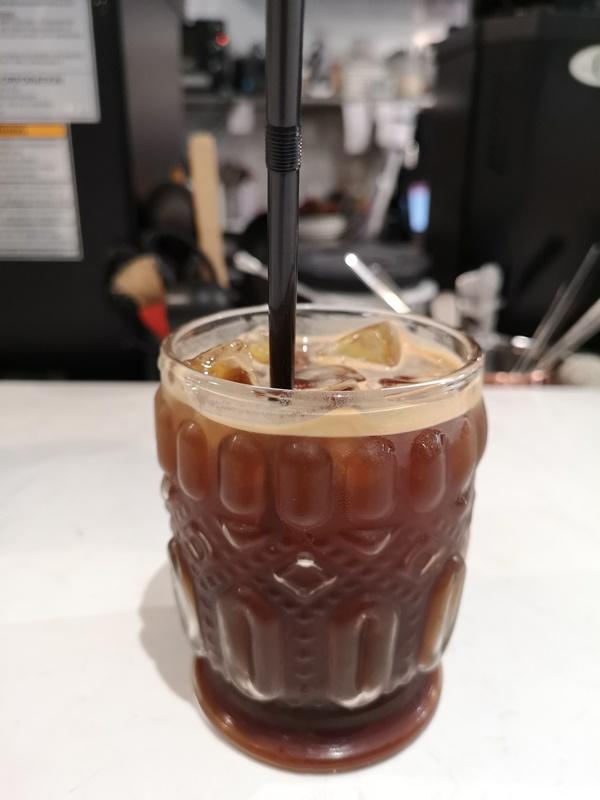 coffeerosaterlab09 HK-Coffee Roastery Lab上環簡單的一杯咖啡香