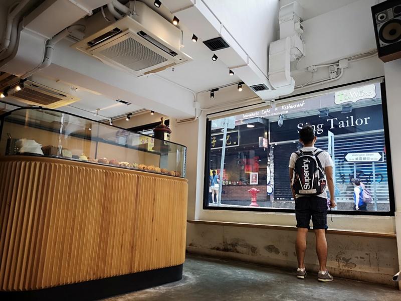 cupping-room12 HK-中環The Cupping Room Central燕麥拿鐵特色 可頌香酥迷人