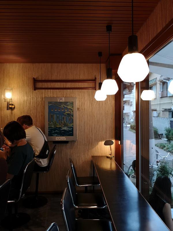 fuglen05 Shibuya-Fuglen Tokyo超好喝的網美咖啡館 澀谷代代木公園旁來自挪威奧斯陸展翅自由飛翔的咖啡館