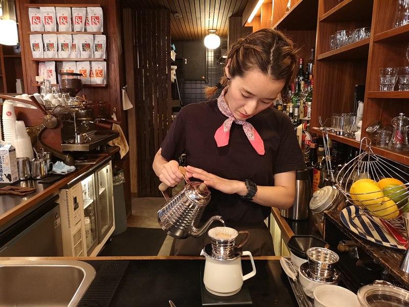 fuglen12 Shibuya-Fuglen Tokyo超好喝的網美咖啡館 澀谷代代木公園旁來自挪威奧斯陸展翅自由飛翔的咖啡館