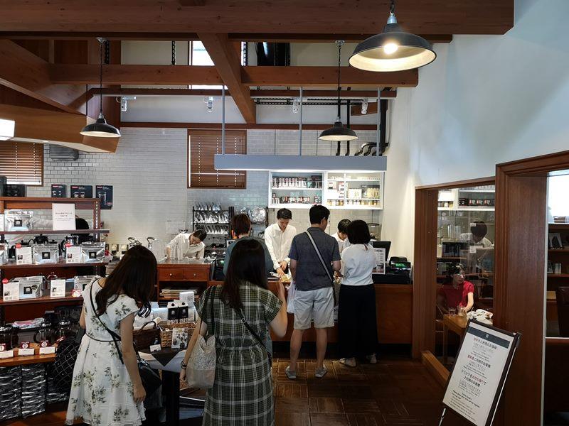 maruyama0221 Karuizawa-來喝冠軍咖啡 丸山咖啡輕井澤本店 綠意盎然的林間小屋 環境佳咖啡香