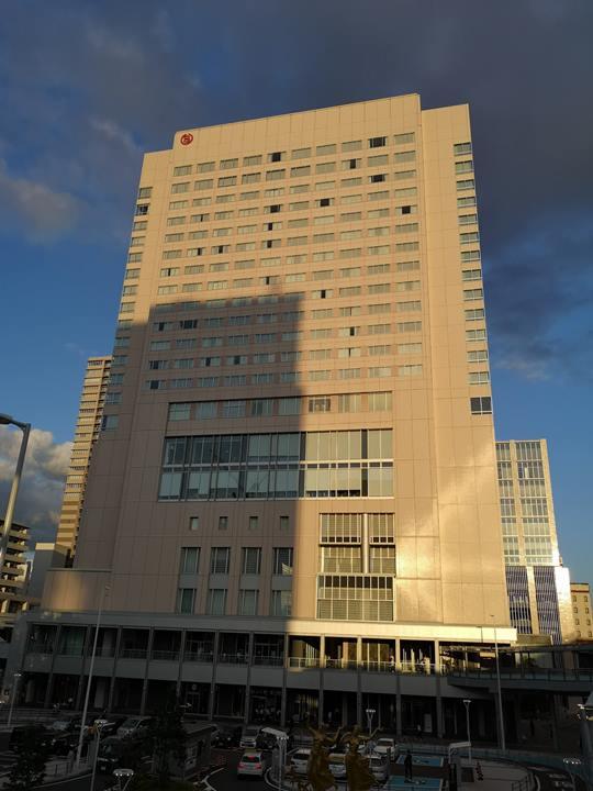 sheratonhiroshima01 Hiroshima-Sheraton Hotel Hiroshima廣島喜來登 廣島站直結