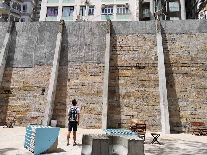 taikwun18 HK-大館 香港古蹟活化 警署監獄進化成觀光景點