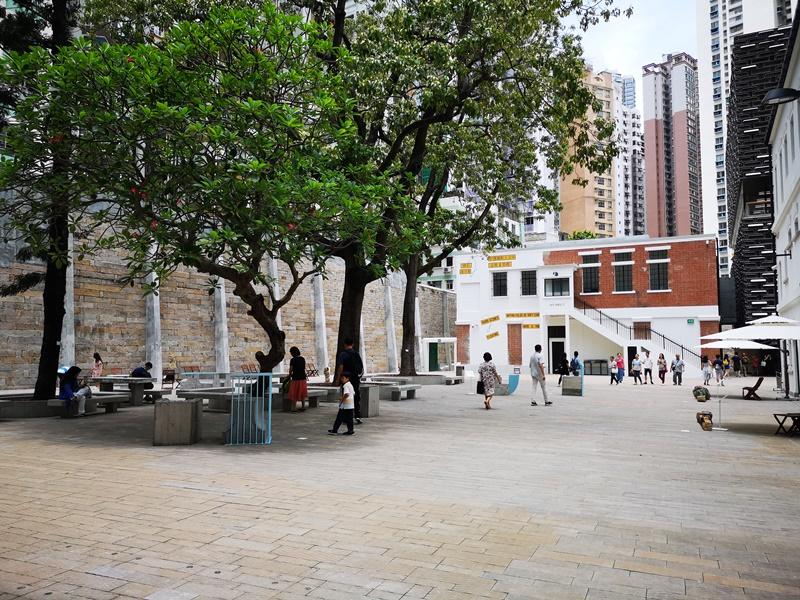 taikwun23 HK-大館 香港古蹟活化 警署監獄進化成觀光景點