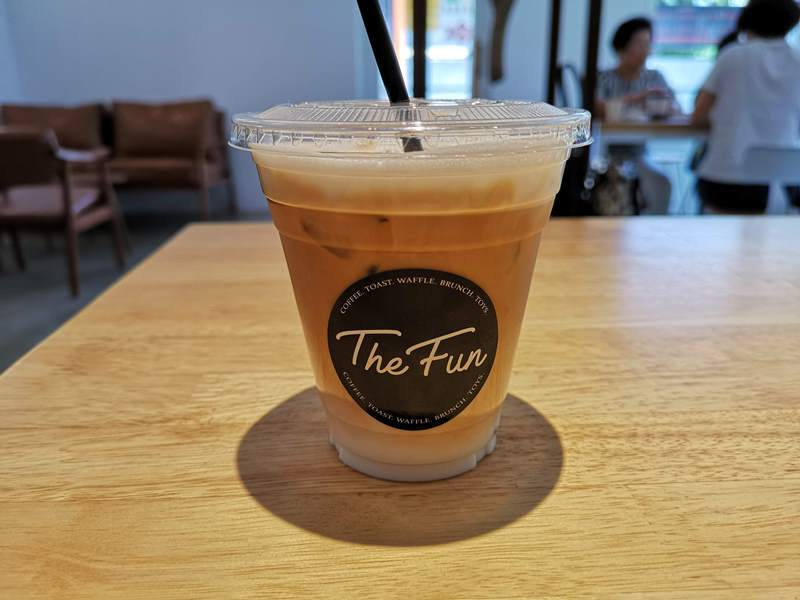 thefunn02 竹北-The Fun樂房 舒適具設計感 小巧帶著文青設計感的早午餐店