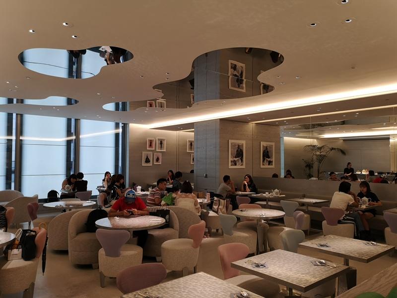 cafediorbyph06 Ginza-銀座Cafe Dior by Pierre Herme夢幻奢華甜點超迷人