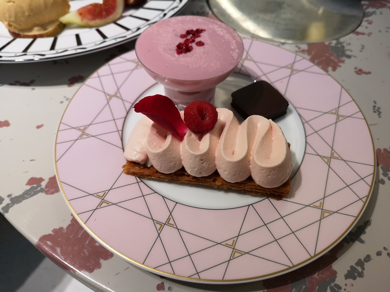 cafediorbyph13 Ginza-銀座Cafe Dior by Pierre Herme夢幻奢華甜點超迷人