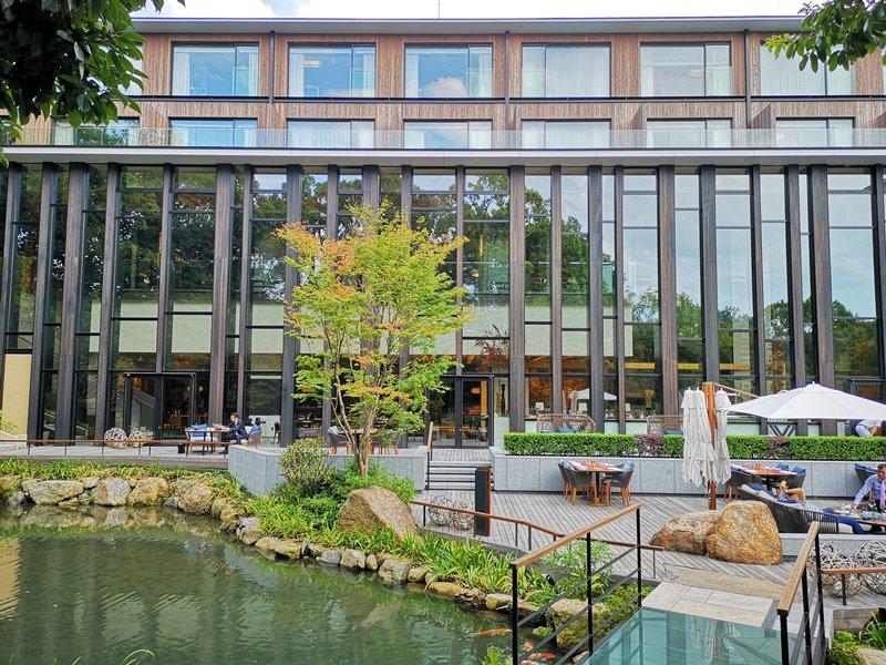 fourseasonskyoto58 Kyoto-Four Seasons Kyoto日式優雅 充分展現京都之美的京都四季酒店