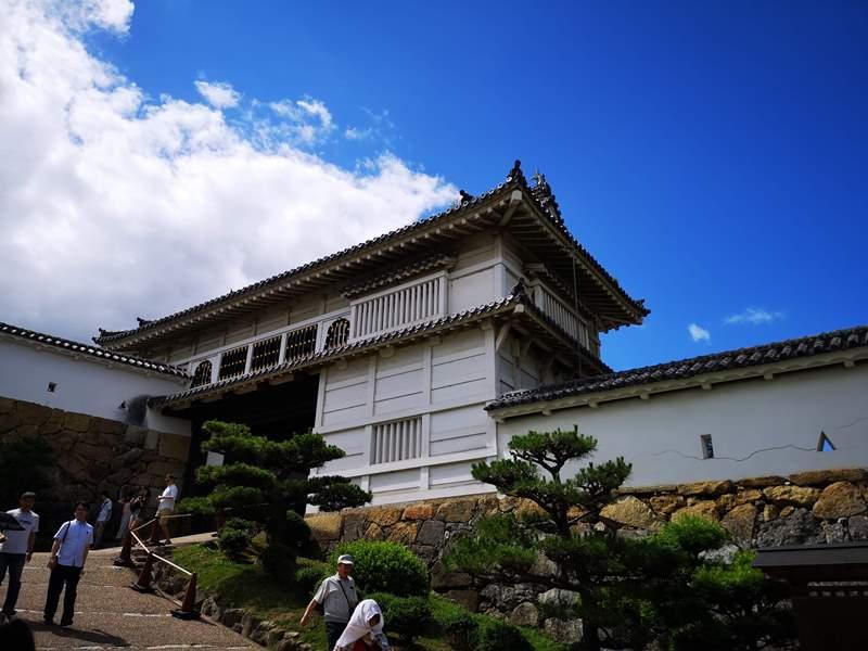 himeji06 Himeji-姬路城 絕美白鷺城 世界文化遺產