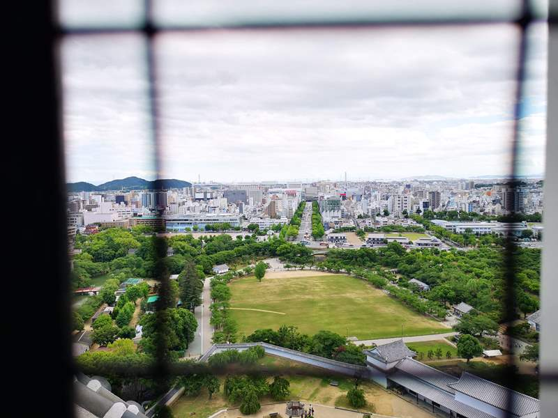 himeji17 Himeji-姬路城 絕美白鷺城 世界文化遺產