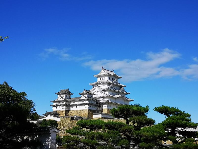 himeji35 Himeji-姬路城 絕美白鷺城 世界文化遺產