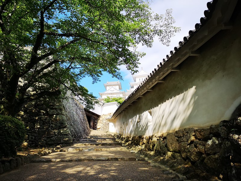 himeji40 Himeji-姬路城 絕美白鷺城 世界文化遺產
