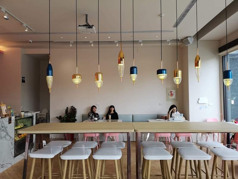 liscafe02 桃園-Li's 俐思咖啡 滿滿粉紅泡泡的北歐風咖啡管 手沖推廣台灣豆 好喝