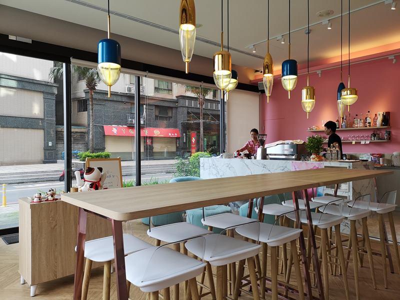 liscafe04 桃園-Li's 俐思咖啡 滿滿粉紅泡泡的北歐風咖啡管 手沖推廣台灣豆 好喝