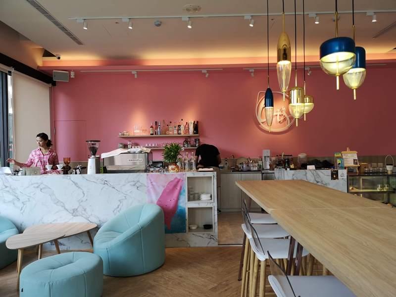 liscafe06 桃園-Li's 俐思咖啡 滿滿粉紅泡泡的北歐風咖啡管 手沖推廣台灣豆 好喝