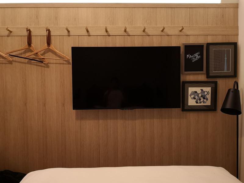 moxytokyo43 Kinshicho-東京錦系町Moxy Tokyo Kinshicho簡單IKEA風格 萬豪年輕品牌