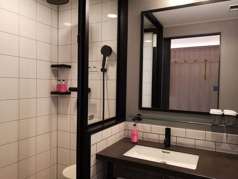 moxytokyo47 Kinshicho-東京錦系町Moxy Tokyo Kinshicho簡單IKEA風格 萬豪年輕品牌