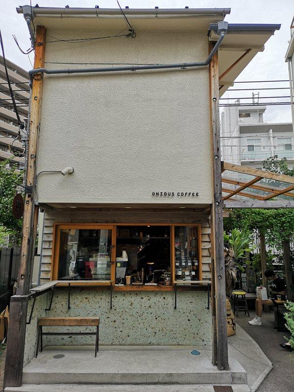 onibuscoffee02 Nakameguro-Onibus Coffee中目黑的老屋咖啡館 伴隨電車聲響的咖啡香