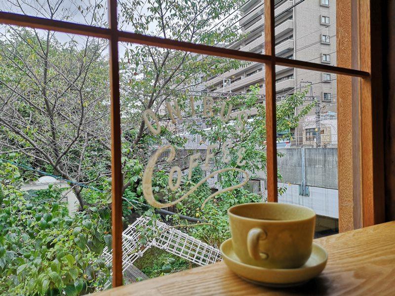 onibuscoffee12 Nakameguro-Onibus Coffee中目黑的老屋咖啡館 伴隨電車聲響的咖啡香