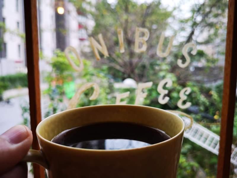 onibuscoffee14 Nakameguro-Onibus Coffee中目黑的老屋咖啡館 伴隨電車聲響的咖啡香